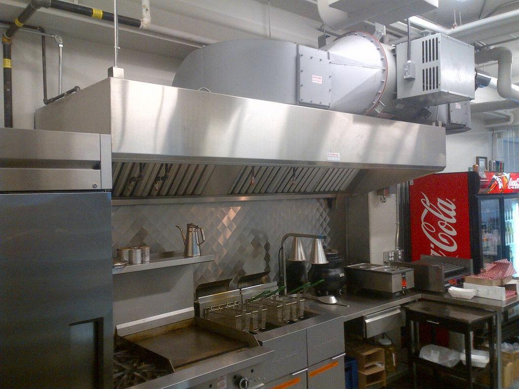St Thomas Ontario Commercial Kitchen